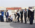 The visit of foreign media from Khoramshahr Port complex